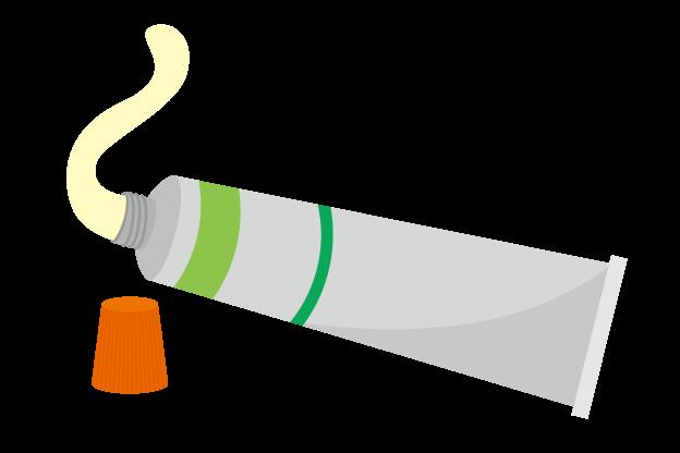 包茎のイラスト画像